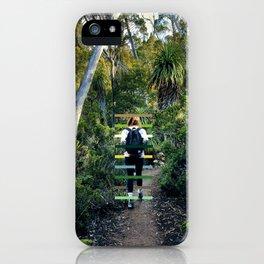 Travellers Eyes II iPhone Case
