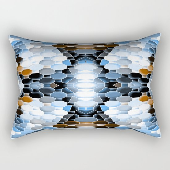 Winter Time Rectangular Pillow