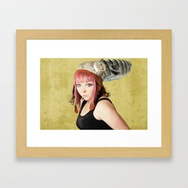 In the Style of... Camilla d'Errico - 2010 Framed Art Print