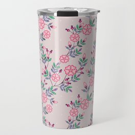 Dakota Prairies: Prairie Rose Travel Mug