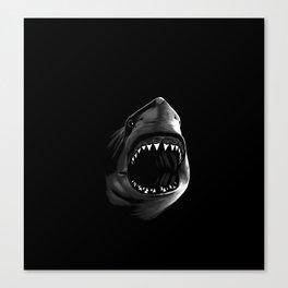 Megalodon Canvas Print
