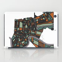 new orleans iPad Cases featuring New Orleans by BigRedSharks