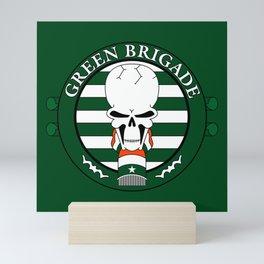 Green Brigade Mini Art Print