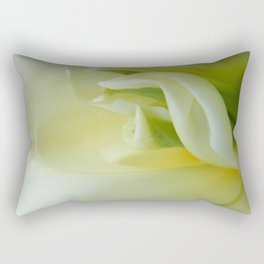 White Tulip by Teresa Thompson Rectangular Pillow