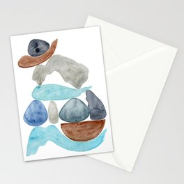 as high as possible Stationery Cards
