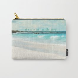 dream with me Carry-All Pouch