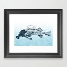 Blinky Framed Art Print