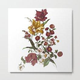 Floral FLorals Metal Print