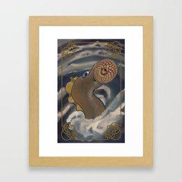 Charybdis Framed Art Print