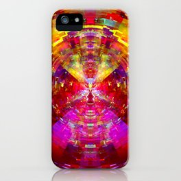 goldenfire 01. iPhone Case