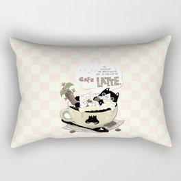 Cafe Latte Rectangular Pillow