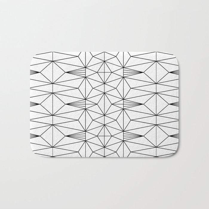 My Favorite Pattern 1 Bath Mat