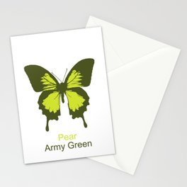 Ulysses Butterfly 11 Stationery Cards