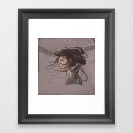 Gueixa #2 Framed Art Print