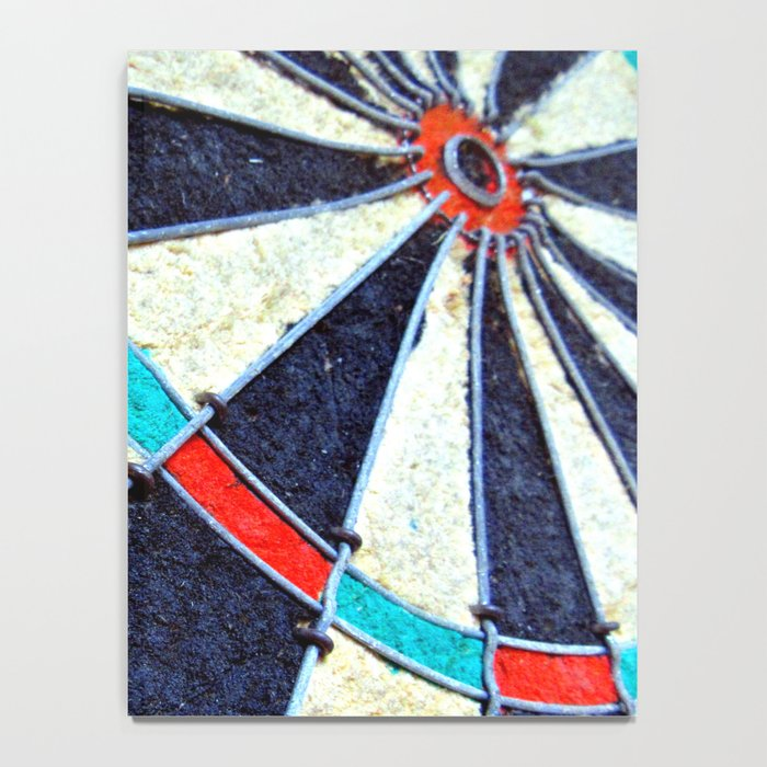 Dartboard Notebook