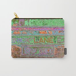 Brick Lane 3 B Carry-All Pouch
