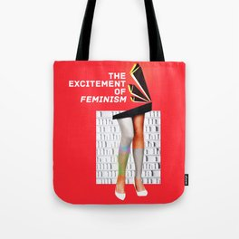1920's Feminism Tote Bag