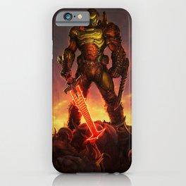 Doom Eternal iPhone Case