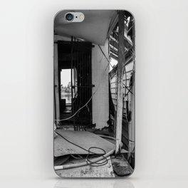Doorway to Oblivion  iPhone Skin
