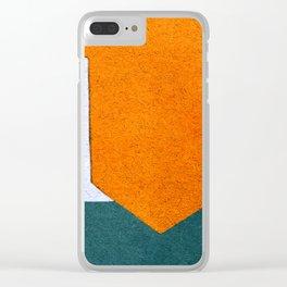 Polynya Clear iPhone Case