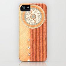Radio Silence Slim Case iPhone (5, 5s)