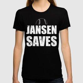 Jansen Saves  T-shirt