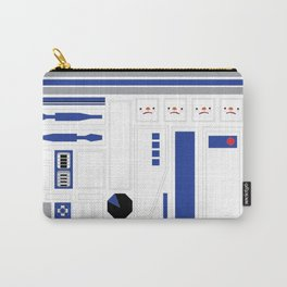 ShanHaiJung- breadbear x R2d2 x sQ Carry-All Pouch