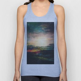 When she wakes up Unisex Tank Top