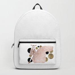 reindeer girl version 2 Backpack