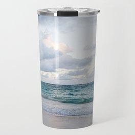 Peaceful Beach Travel Mug
