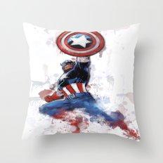 Sentinel of Liberty  Throw Pillow