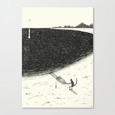 'Beach' Canvas Print
