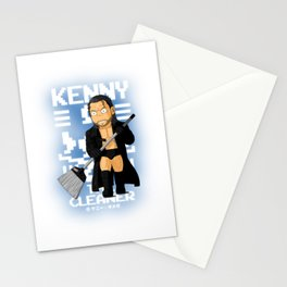 Kenny Omega Stationery Cards