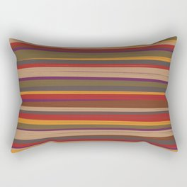 Fourth Doctor Scarf Rectangular Pillow