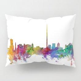 Dublin Ireland Skyline Pillow Sham