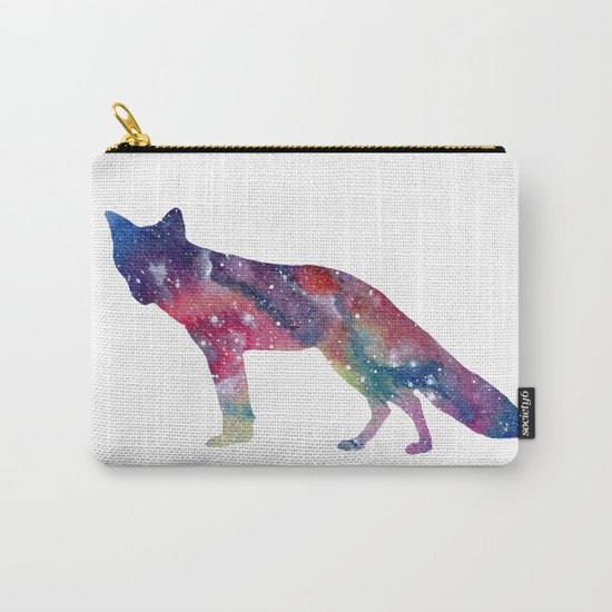 Cosmic Fox Carry-All Pouch