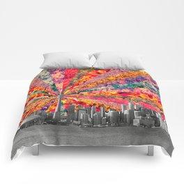 Blooming Toronto Comforters
