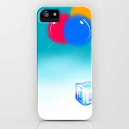 Bring the Ice Back, Balloons iPhone Case