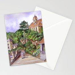Port Meirion Stationery Cards