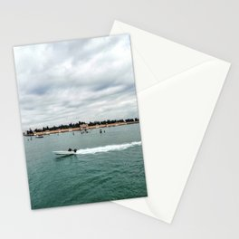 San Michele Island - Venice Stationery Cards