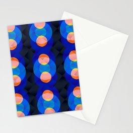 Moonlit Lights Stationery Cards
