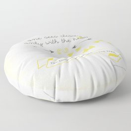 The Little Prince Floor Pillow