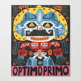Robotito Canvas Print