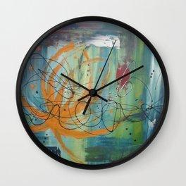 Muladhara Wall Clock
