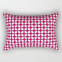 Mod Nautical Geometric Rectangular Pillow