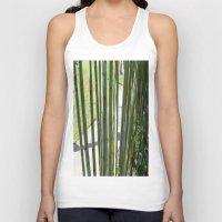 bamboo Tank Tops featuring BAMBOO by Manuel Estrela 113 Art Miami