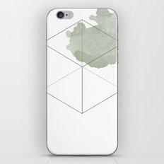 platonic earth iPhone & iPod Skin