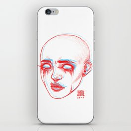 hallucinations iPhone Skin