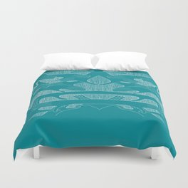 drawing is dreaming Duvet Cover