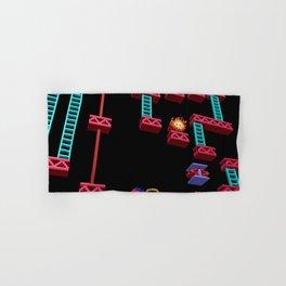 Inside Donkey Kong stage 3 Hand & Bath Towel